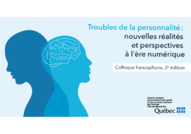 Congrès Montréal 2021 sur le trouble de la personnalité